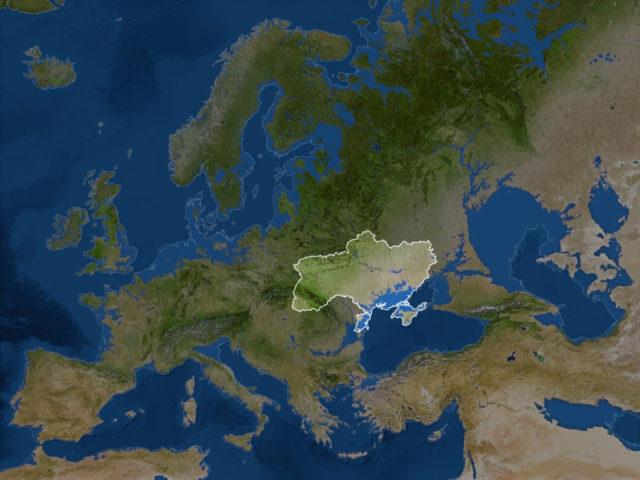 Ученые показали, как будет выглядеть Украина после таяния ледников