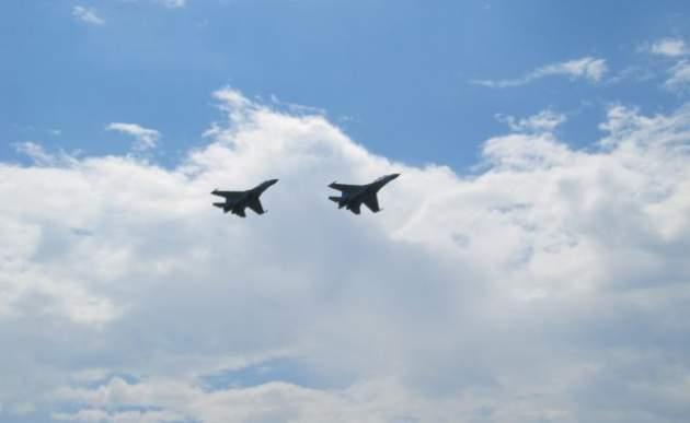 Украина подняла в воздух боевую авиацию