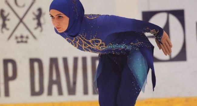 Впервые в истории: на Универсиаде в России выступит фигуристка в хиджабе