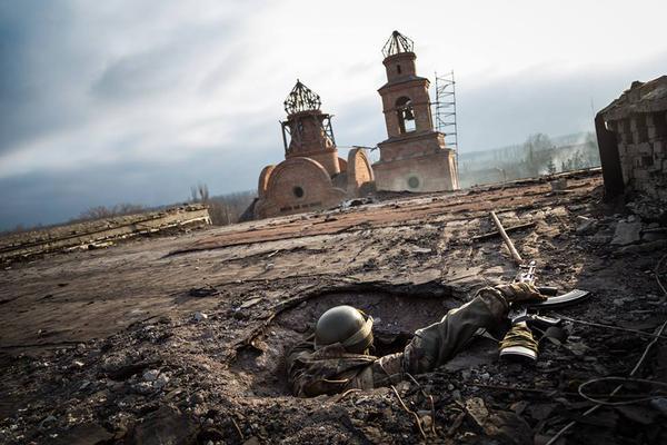 ВСУ ответили на провокацию оккупантов под Песками. ВИДЕО