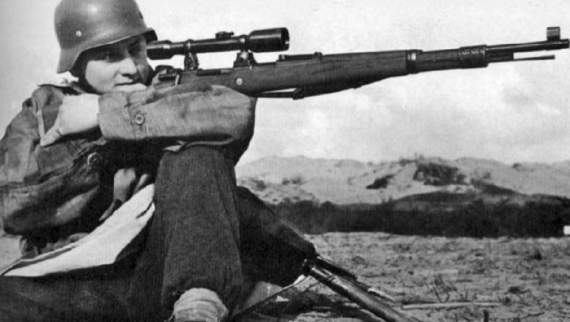 Маттиас Хетценауэр: самый меткий нацистский снайпер