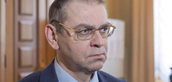 Пашинський втік з України