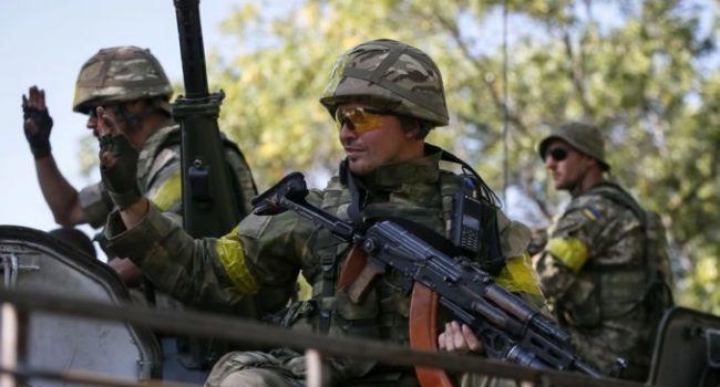 Историк: именно добровольцы стали тем щитом, которые не позволил Московии оккупировать Украину
