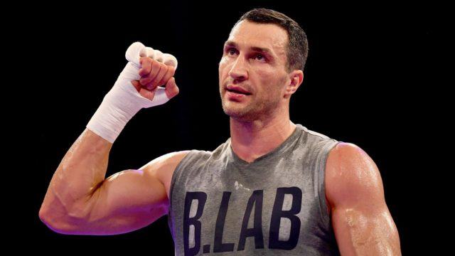 Кличко возвращается в бокс: «гонорар боксера увеличен вдвое», детали сделки