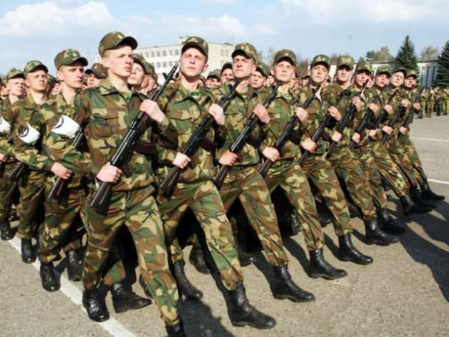 Кого в Украине скоро призовут в армию