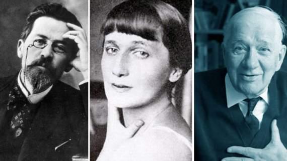 Псевдонимы знаменитых писателей, которые многие считают их реальными именами и фамилиями