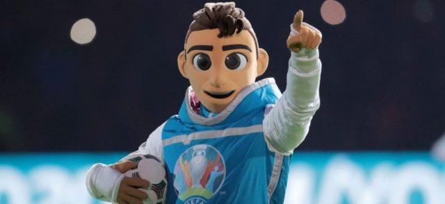 «Мой ночной кошмар»: талисман Евро-2020 поверг в шок болельщиков