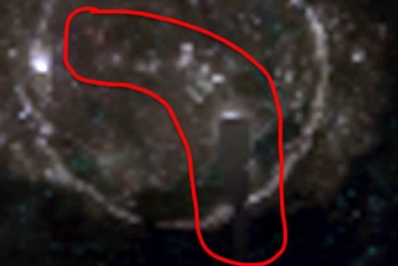На снимках Луны обнаружили купол и множество строений