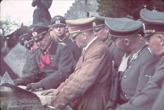 Что Гитлер хотел сделать с Сибирью