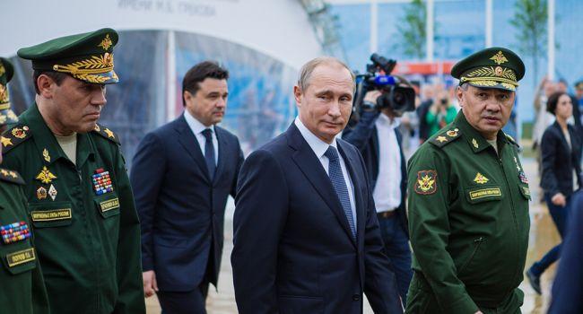 Путин активировал масштабный военный призыв в России