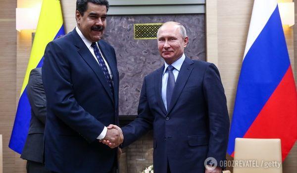Россию ожидает новый удар США из-за Венесуэлы