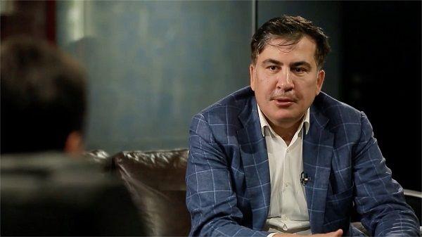 Саакашвили резко прокомментировал пенсионную реформу в Украине