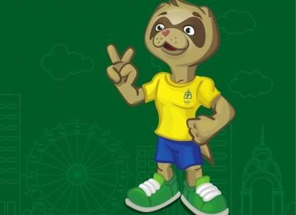 Спортивный символ Харькова «взорвал» соцсети: «собака без ушей и две левых ноги»