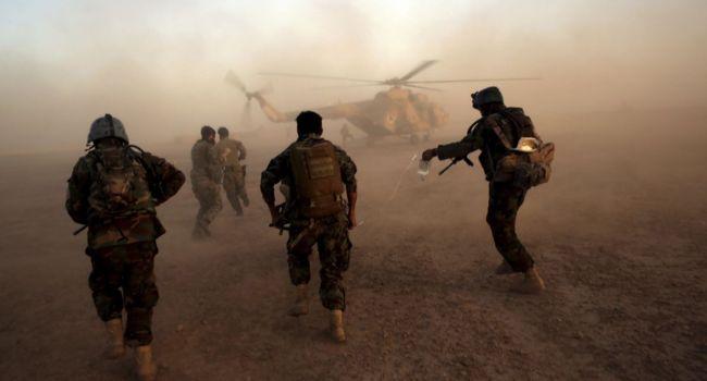 В Афганистане 25 военных США погибли от рук террористов «Талибана»