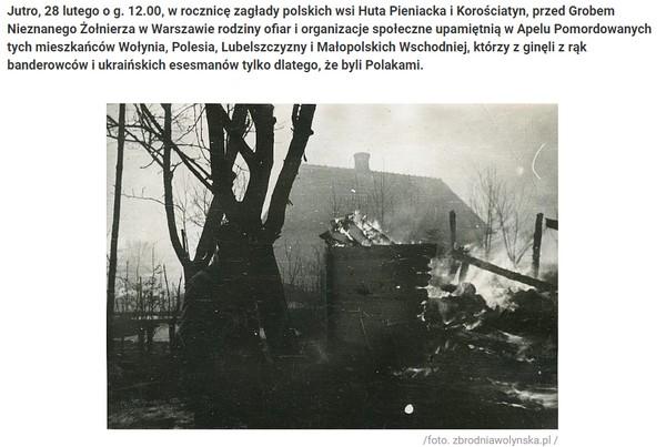 В Польше ксендз-украинофоб опозорился с фото «жертв бандеровцев»
