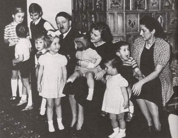 Что стало с детьми Гитлера