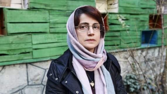 33 года тюрьмы и 148 ударов плетью: за что приговорили иранского адвоката Насрин Сотуде