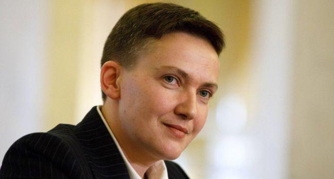 15 апреля Савченко должна выйти на свободу