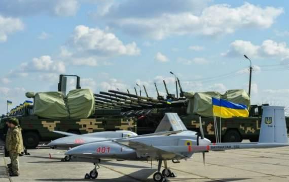 На вооружение подразделений ОТГ «Восток» поступили новые образцы ударных БПЛА «Bayraktar TB-2»