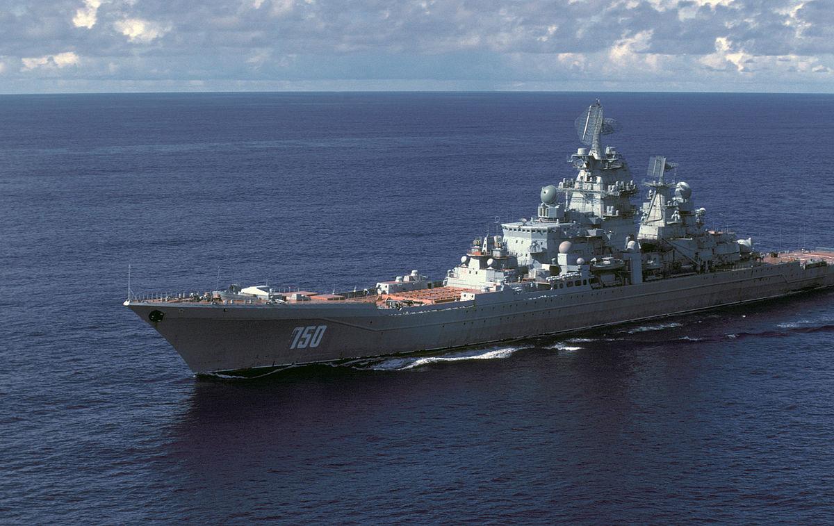 Гордость российского флота отправляется на металлолом