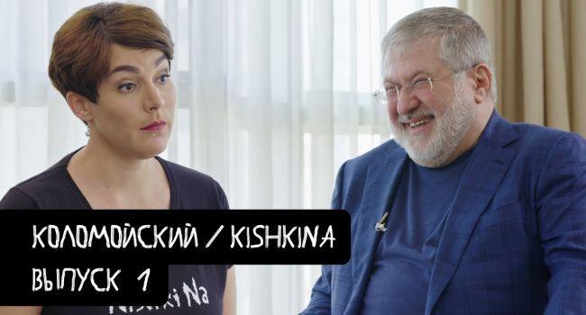 Коломойский раньше Зеленского знал, что шоумен будет идти в президенты – в апреле 2018 года он уже заявил об этом