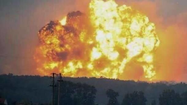 На Донбассе прогремел мощный взрыв: в десятке километров повылетали окна