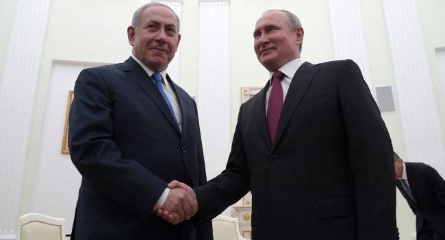 Нетаньяху поехал согласовывать с Путиным американскую инициативу нового Ближнего Востока