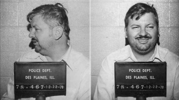 Джон Уэйн Гейси: жестокий убийца в костюме клоуна