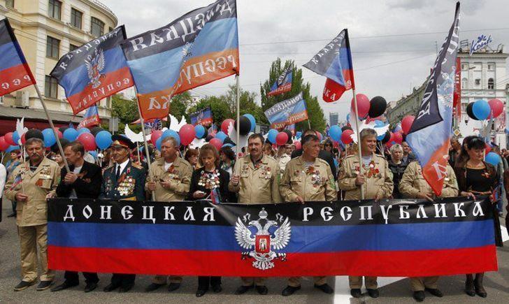 Победобесие в «днр»: центр оккупированного Донецка «освободят» от транспорта