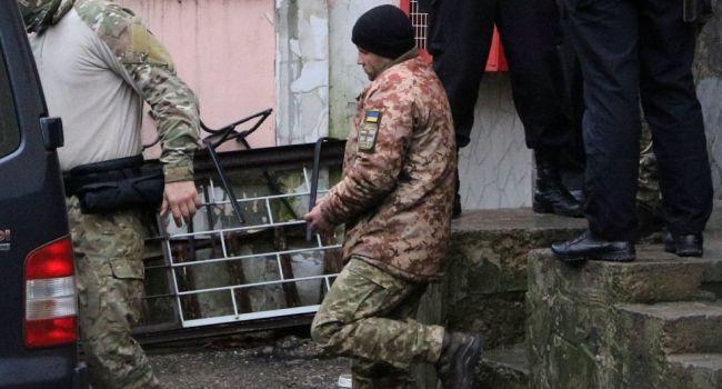 России объявили решительный протест из-за ареста украинских моряков