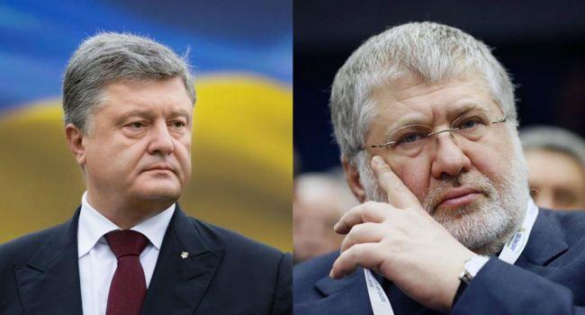Рыбалко: хотел бы выбирать между Бандерой Шухевичем, Лукьяненко и Чорновилом, но придется между Порошенко и Коломойским