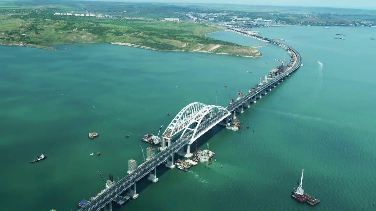 Украинский генерал назвал способ уничтожения Керченского моста оккупантов