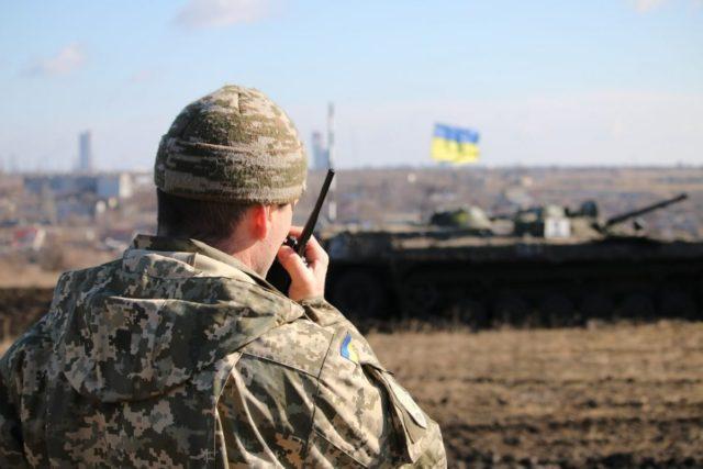 На Донеччини танкісти ОС боролися за звання найкращого екіпажу. ФОТО