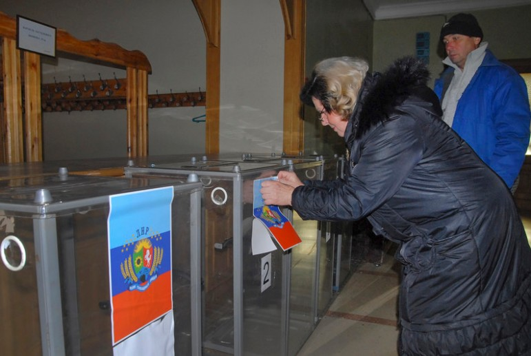 В ОРДЛО распространяются слухи об участии оккупированных территорий в выборах, — сводка ИС