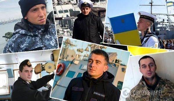В РФ признали военнопленными украинских моряков: что известно