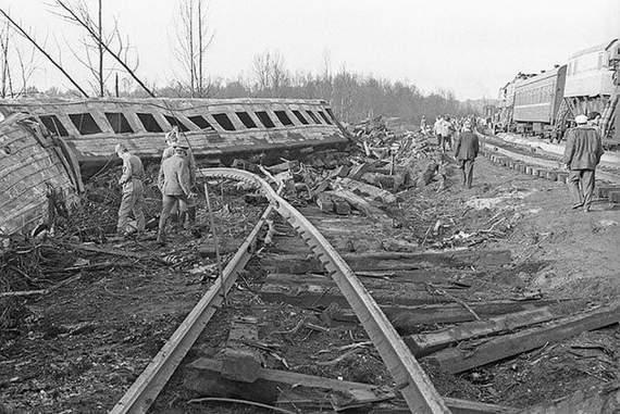 Самые крупные катастрофы в СССР, не получившие широкой огласки
