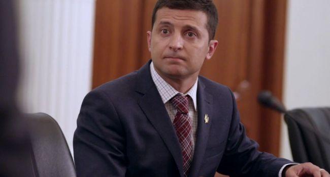 Как для Украины придумали президента