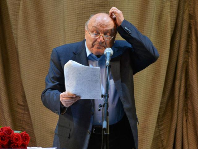 Жванецкий получил орден от Путина и началась «черная полоса»: «покалечился»