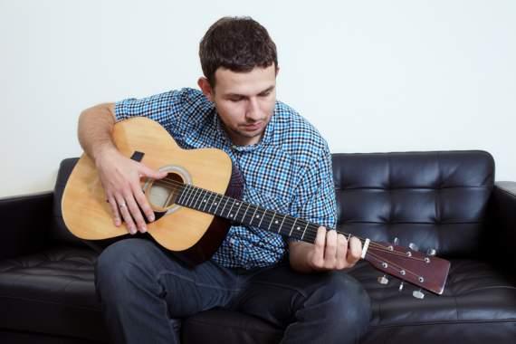 Почему хорошо быть гитаристом?