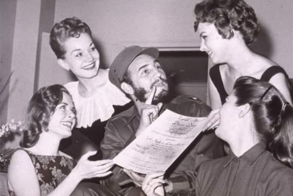 Тайны команданте: женщины, богатства и секретная жизнь Фиделя Кастро