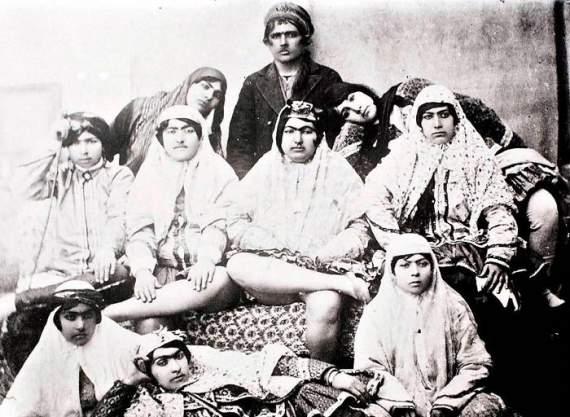 Какое наказание женщины в гареме считали самым страшным?