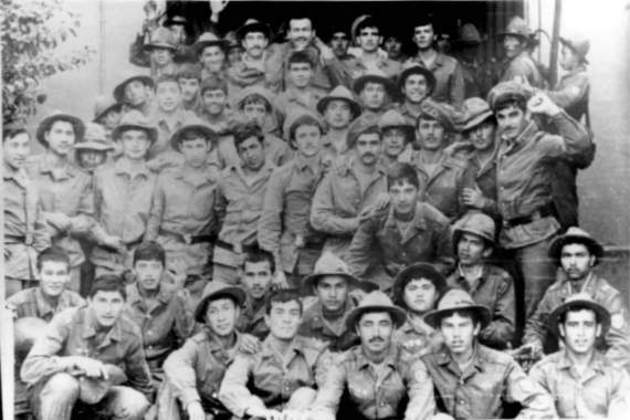 Мусульманские батальоны ГРУ