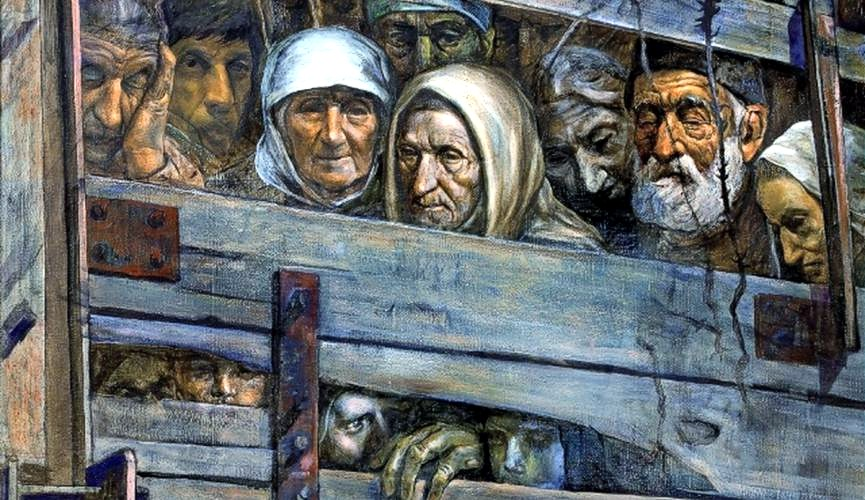 Депутаты парламента Литвы хотят признать депортацию крымских татар 18 мая 1944 геноцидом