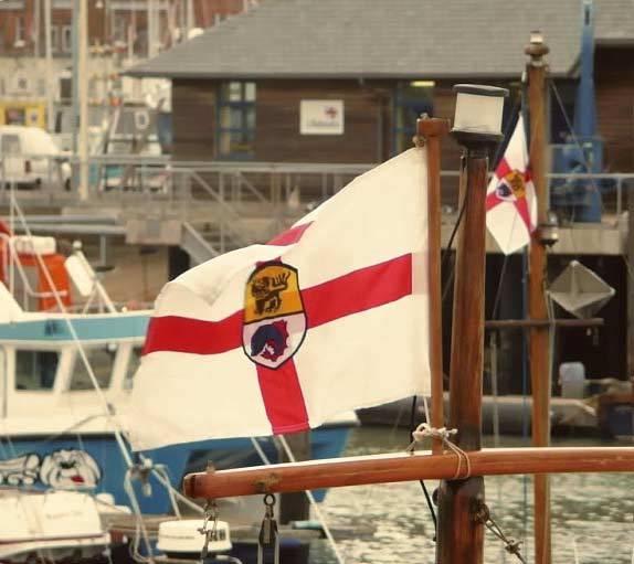 Дюнкеркский флаг.