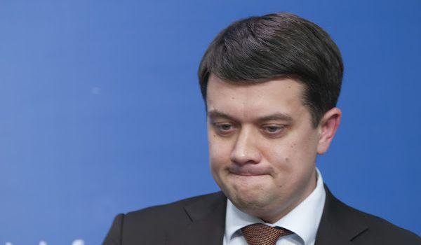 «Это было бы правильно»: Разумков рассказал, кого Зеленский должен назначить главой АП
