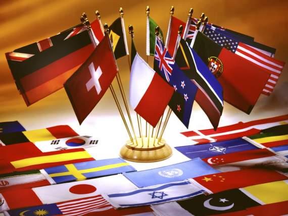 Тайные сообщения, скрытые во флагах стран мира