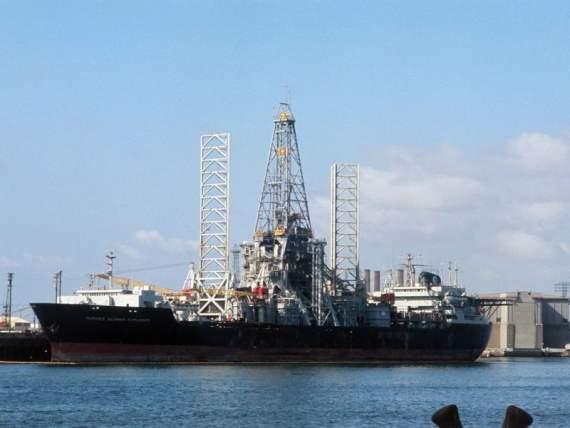 Во время холодной войны ЦРУ тайно подняло со дна океана советскую подлодку с помощью огромной клешни