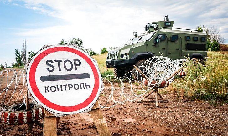 На Луганщине бойцы Нацгвардии задержали пособницу боевиков