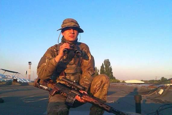 Майский штурм Донецкого аэропорта: как это было.