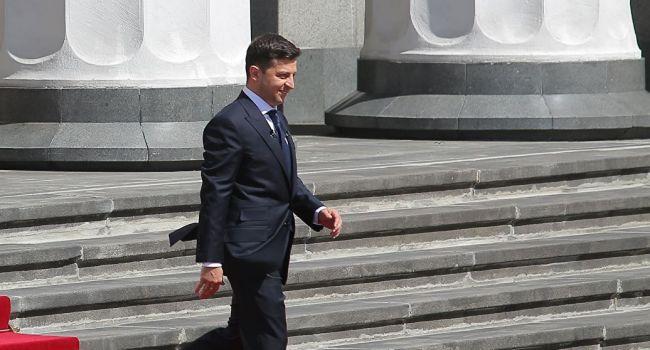 Политик: «Трудно привыкнуть, что президент говорит голосом Зеленского»